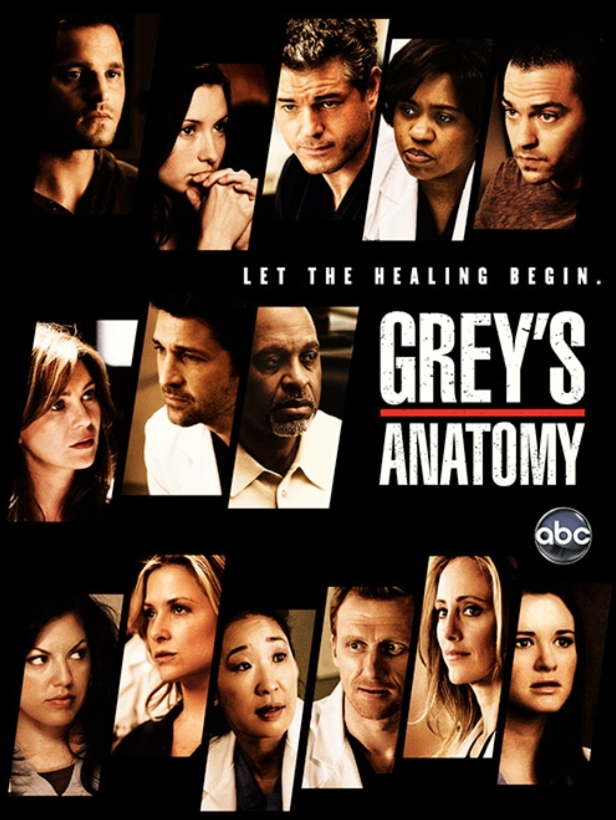 Greys black Greys Anatomy