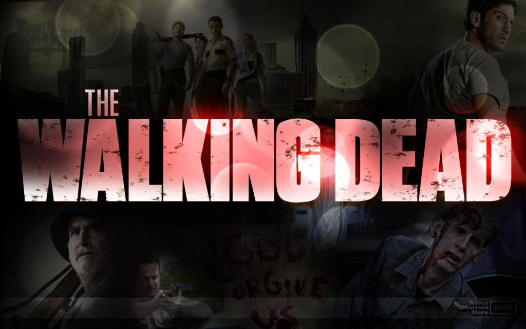 the walking dead wallpaper 1024x640 The Walking Dead