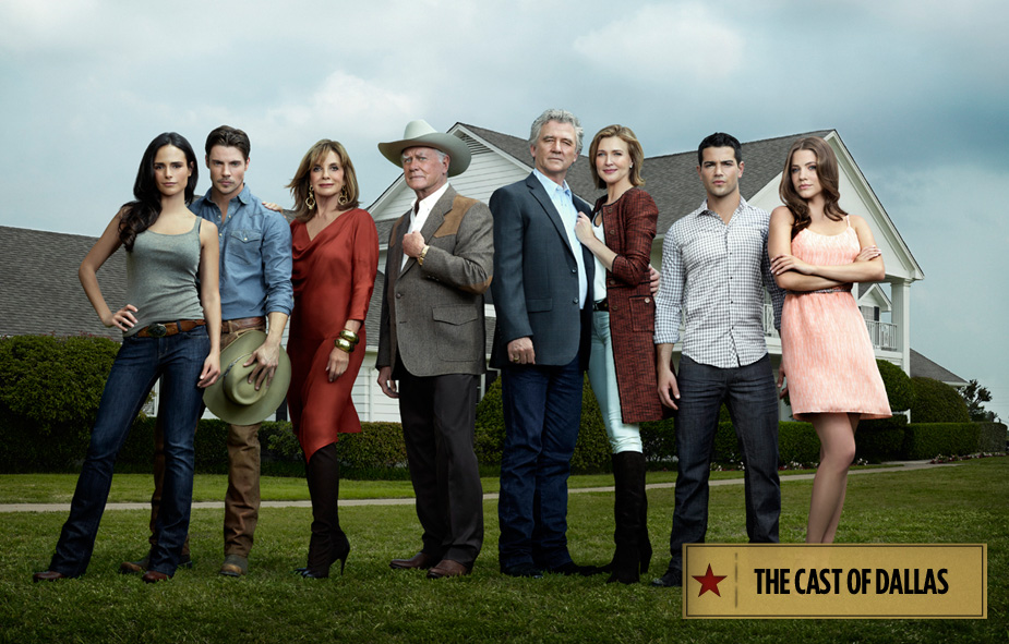 Dallas cast Dallas